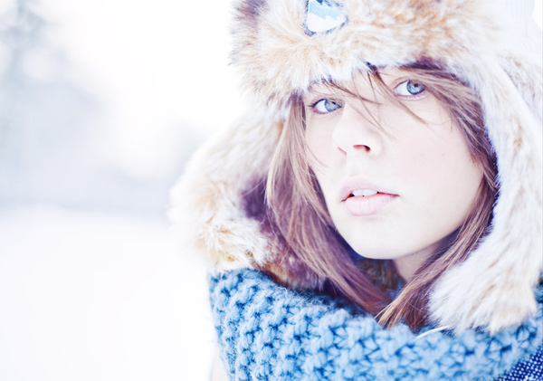 Winter by Carrie