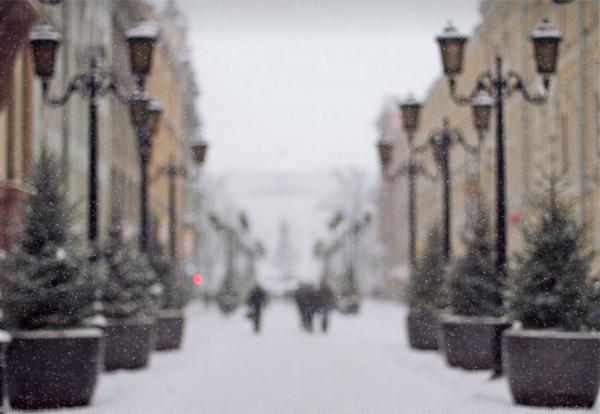Winter Wonderland by Maria Smola
